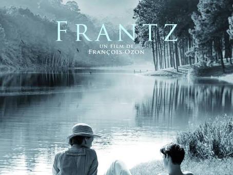 "09 DE FEBRERO - ÚLTIMA PELÍCULA DE FRANÇOIS OZON, ""FRANTZ"""