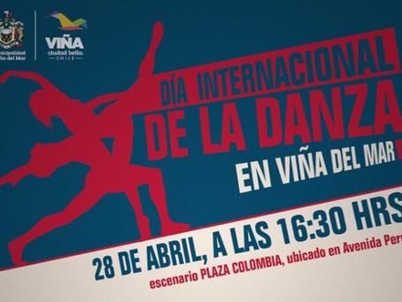 EVENTO - DÍA INTERNACIONAL DE LA DANZA