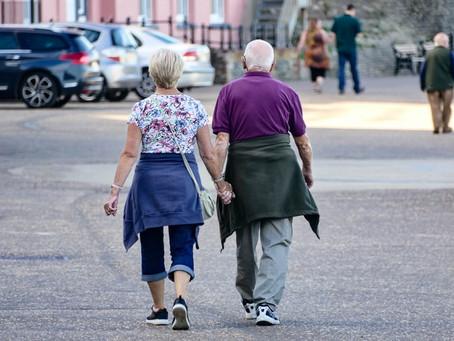 Adulto mayor y actividad física