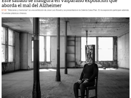 NOTICIA - ESTE SÁBADO SE INAUGURA EN VALPARAÍSO EXPOSICIÓN QUE ABORDA EL MAL DEL ALZHEIMER