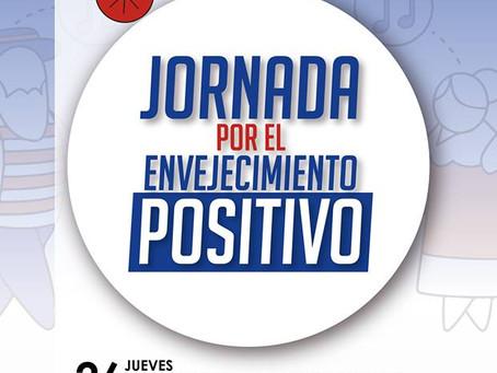 JORNADA POR EL ENVEJECIMIENTO POSITIVO