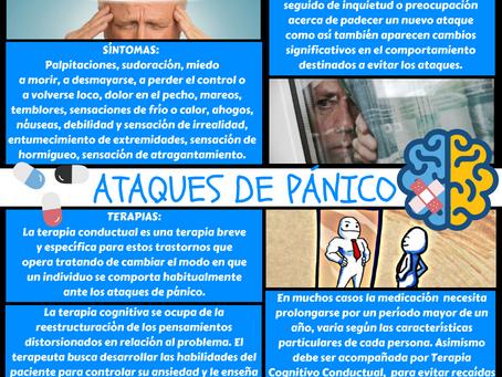 SALUD - ATAQUES DE PÁNICO