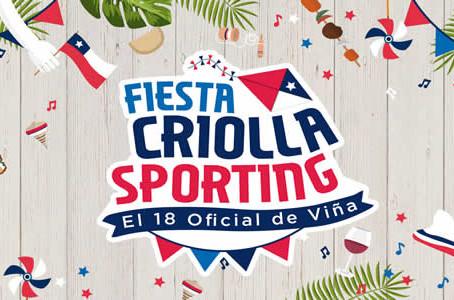 GRAN FIESTA CRIOLLA VALPARAÍSO SPORTING CLUB