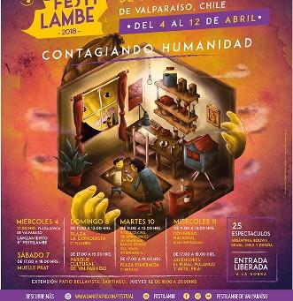 FESTIVAL INTERNACIONAL DE TEATRO LAMBE LAMBE