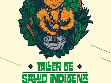 29 DE NOVIEMBRE - TALLER DE SALUD INDÍGENA