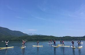 青木湖ツアー