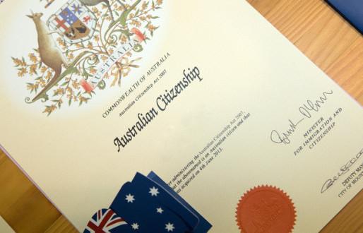 Cidadania Australiana
