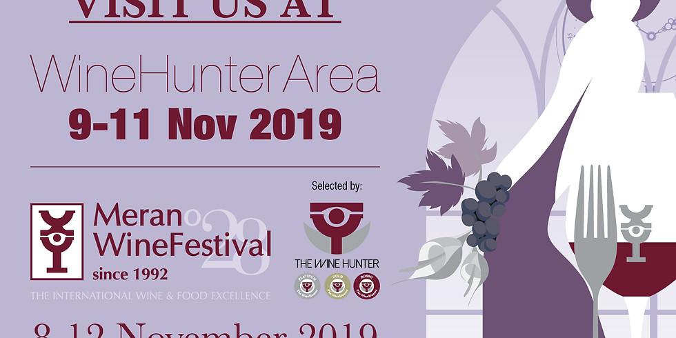 Merano Wine Festival - WineHunter Area