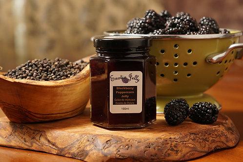 Blackberry Peppercorn Jelly
