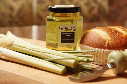 Lemon Grass Jelly