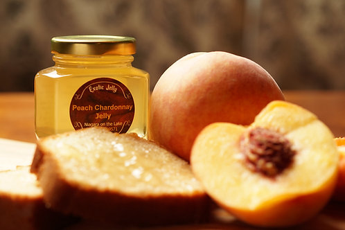 Peach Chardonnay Jelly