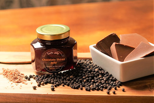 Chocolate Shiraz Jelly