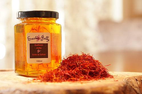 Saffron Jelly