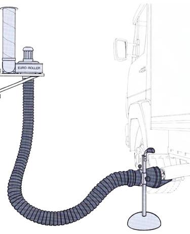 מערכות שאיבת גזים
