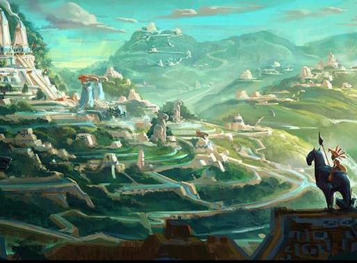Netflix anuncia nova animação com princesa guerreira mesoamericana | Maya and the Three