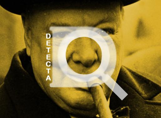 "Winston Churchill disse que os ""fascistas do futuro chamarão a si mesmos de antifascistas"" ?"