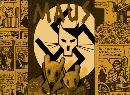 Maus - Uma representação do Holocausto