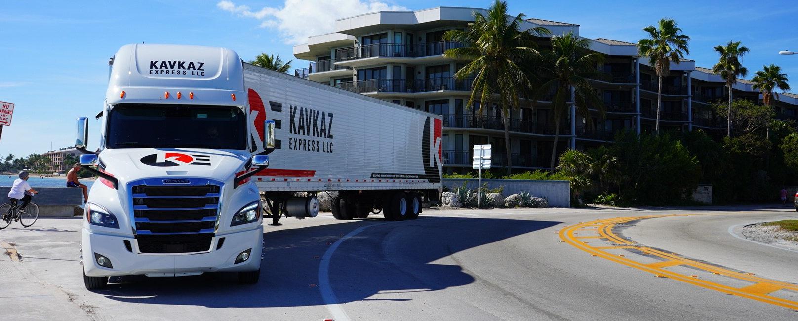KAVKAZ EXPRESS LLC TRUCK.JPG