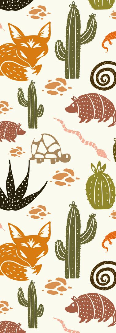 Desert Pattern