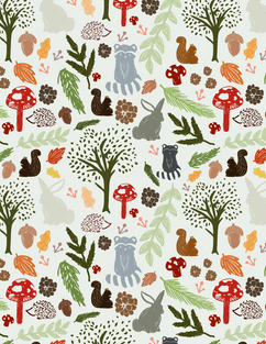 Forest Pattern