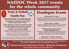 NAIDOC Week 2017