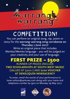 Composition Competition