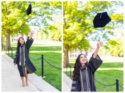 Columbia MO Graduation Portraits