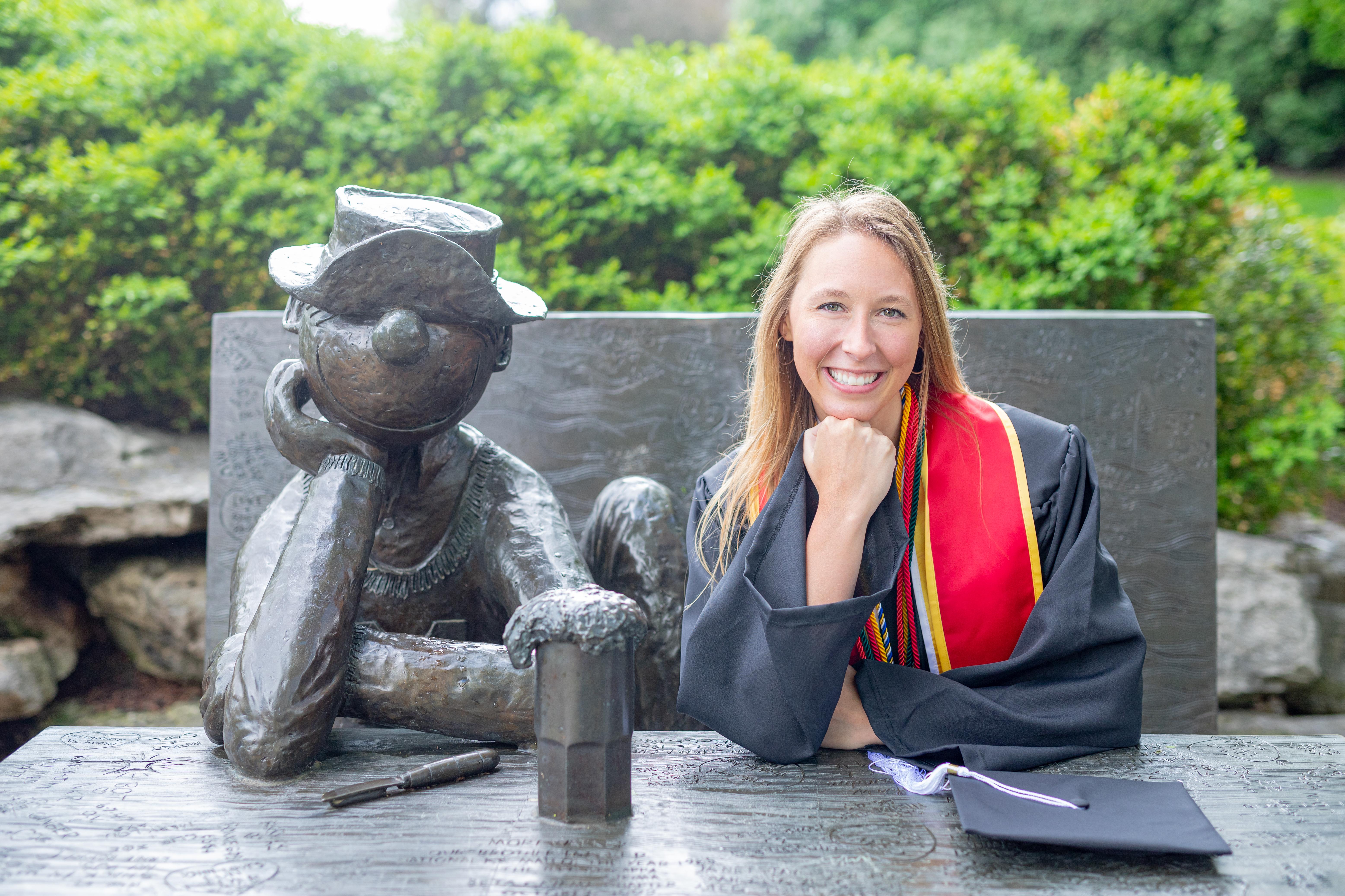 Columbia MO Gradution Portraits