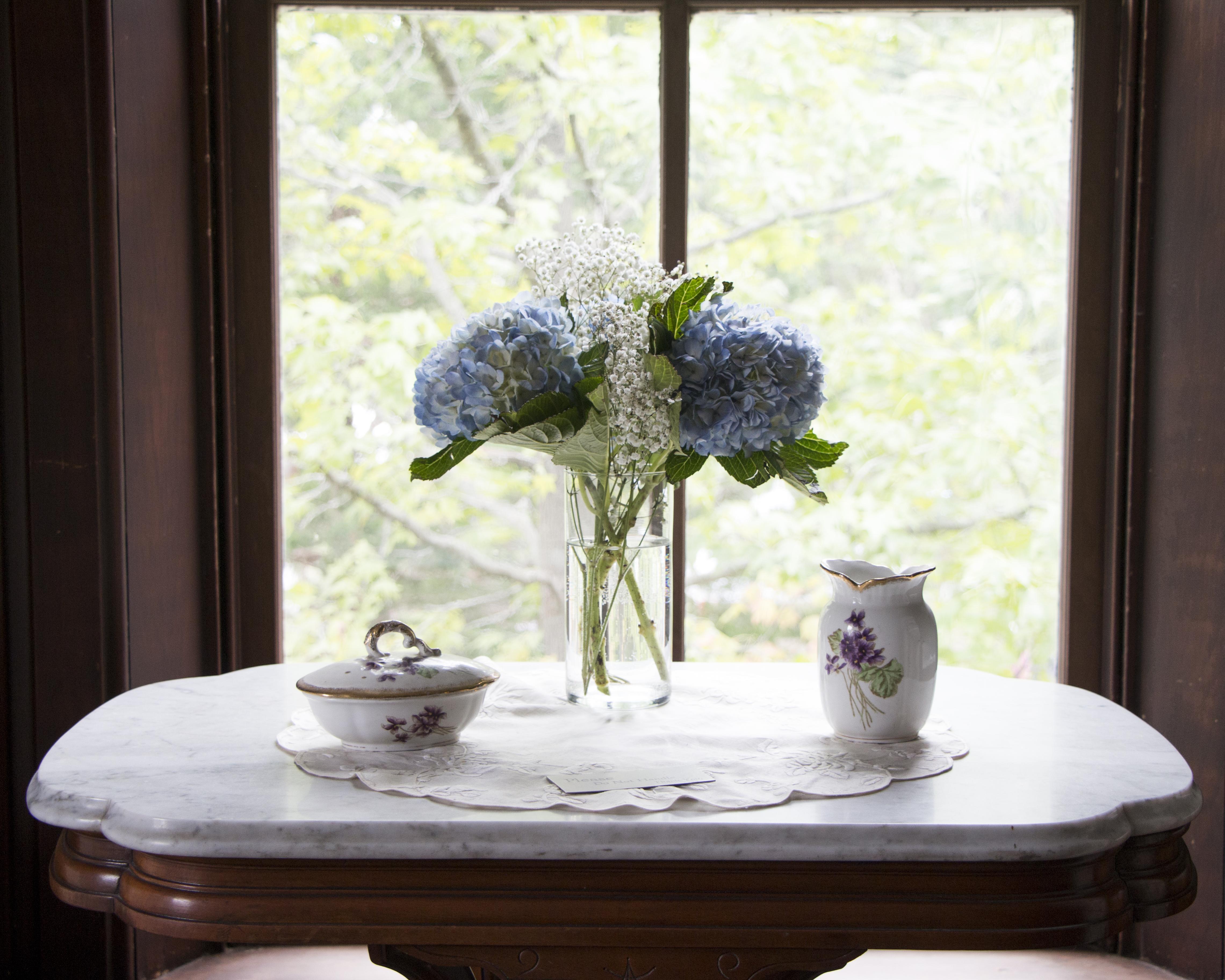 Flowers By the Window | Fine Art