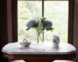 Flowers By the Window | Fine Art
