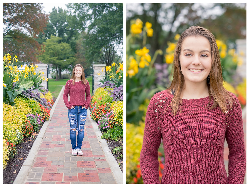 Shelter Gardens in Columbia Missouri Photography Session | KatFour Photo