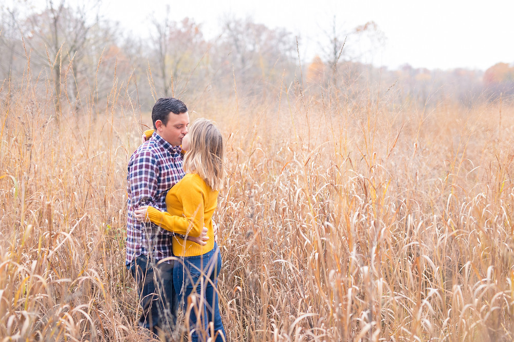Grindstone Nature Area in Columbia Missouri Photography Session | KatFour Photo