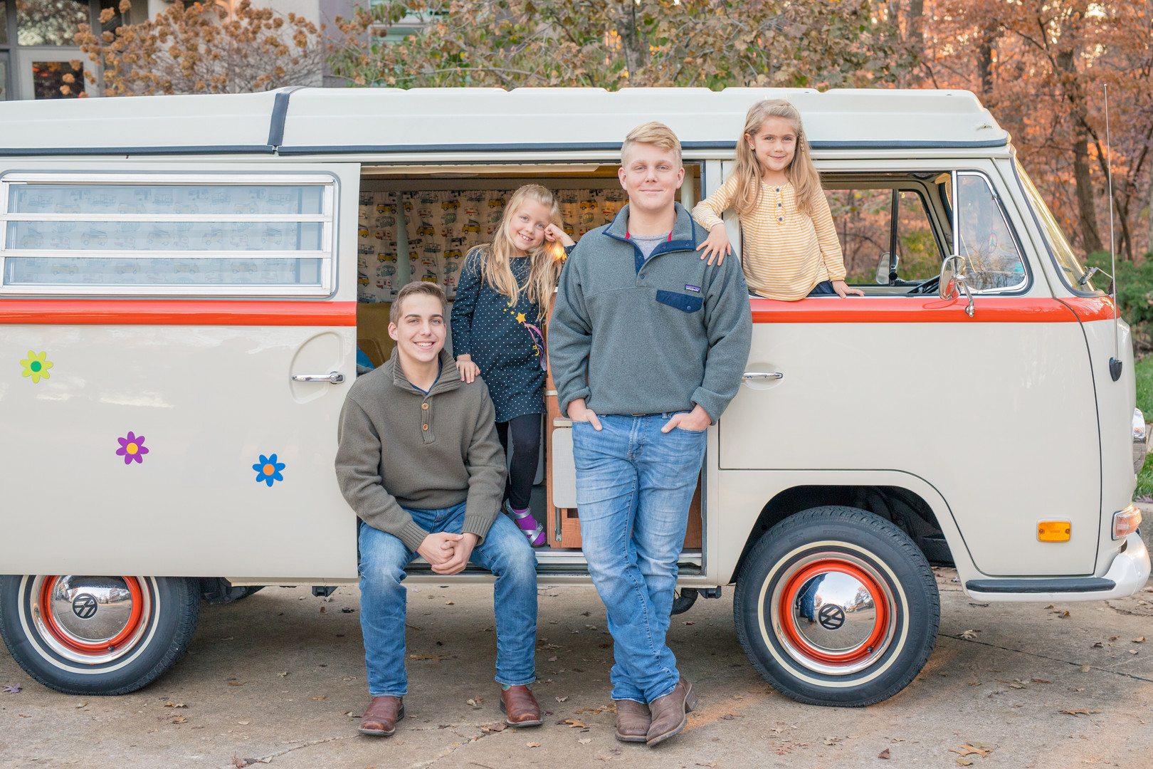 Family Photography by KatFour Photo in Columbia Missouri