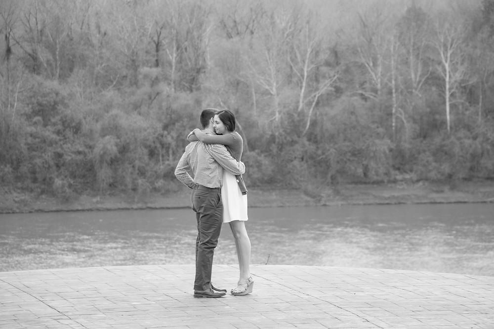 Columbia MO Proposal Photographer