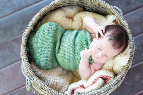 Columbia MO Photographer   Newborn