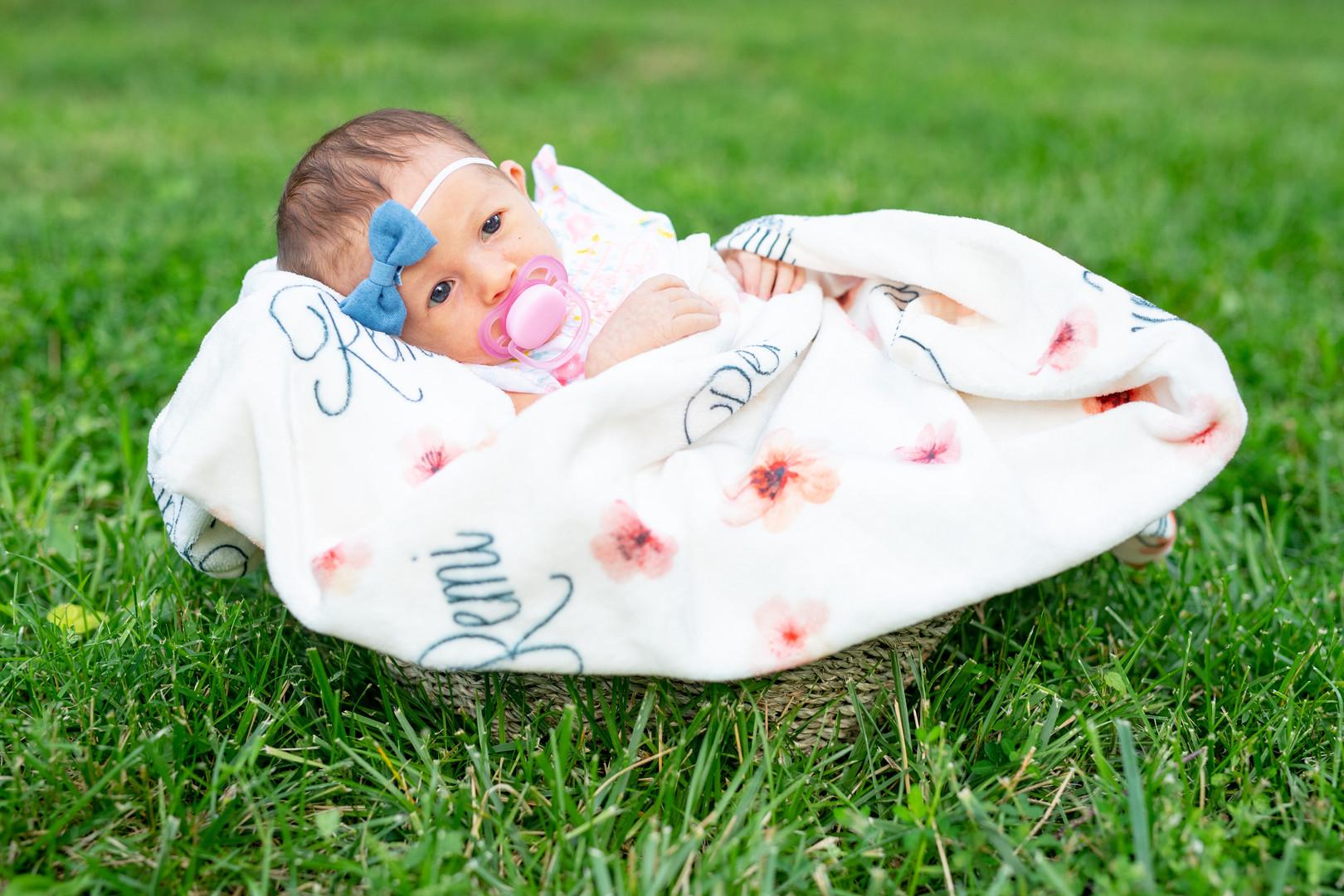 Columbia MO Lifestyle Newborn Photography