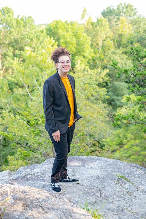 Columbia MO Senior Photos