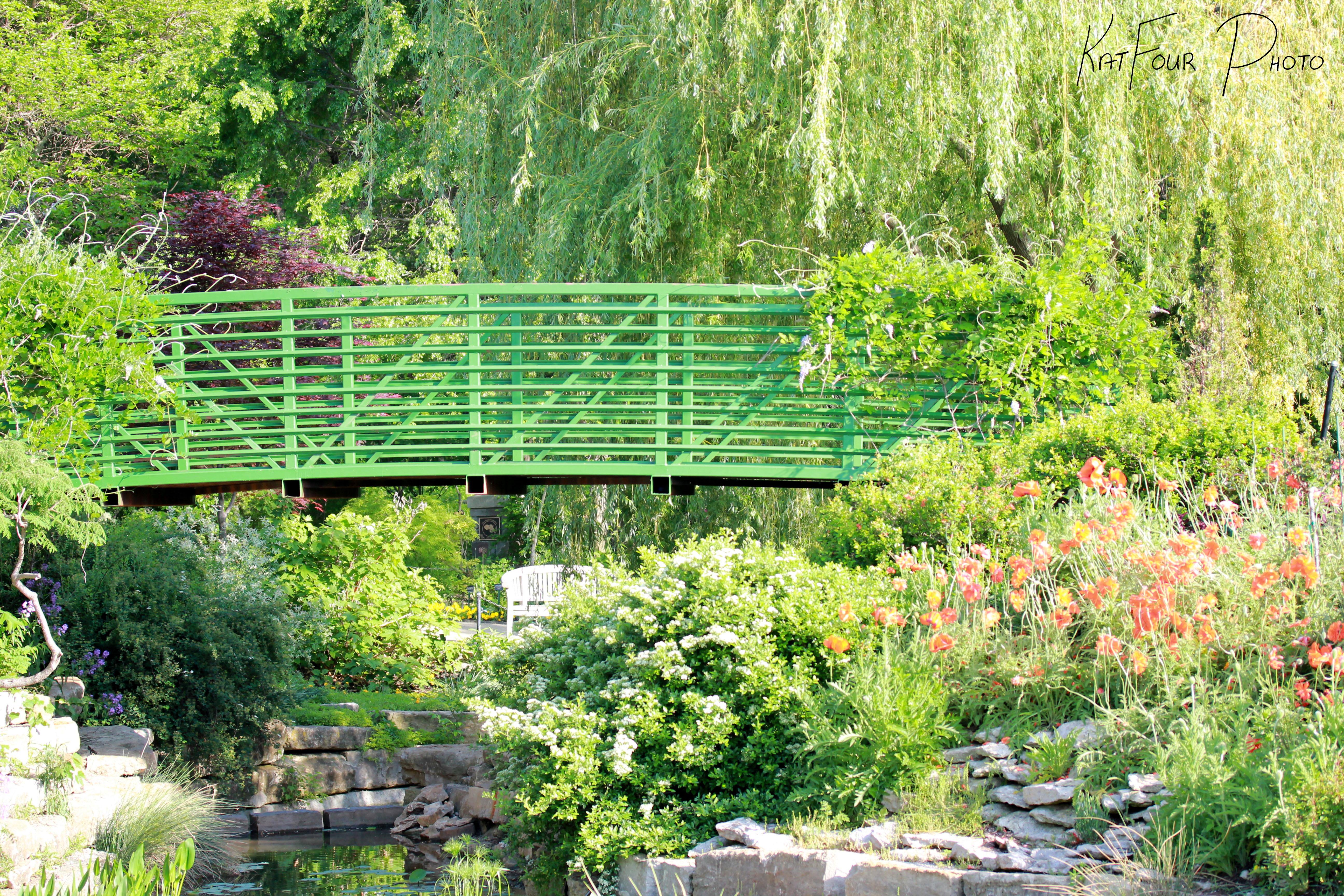 Summer Bridge | Fine Art Photography