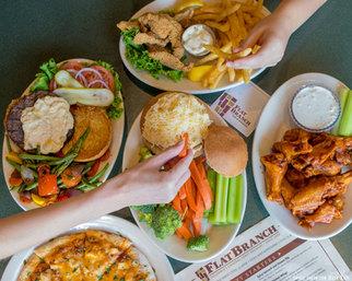 Columbia Food Photography