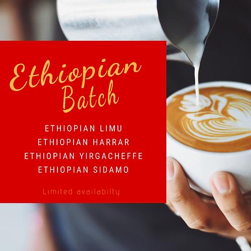 Ethiopian Batch