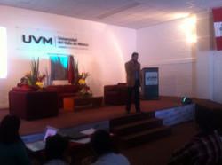 UVM Conferencia