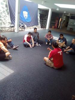 Coaching mental grupal