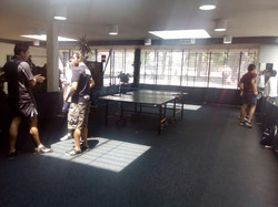 Tenis de messa UNAM