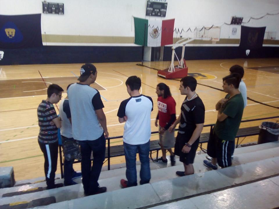 Coaching deportivo grupal