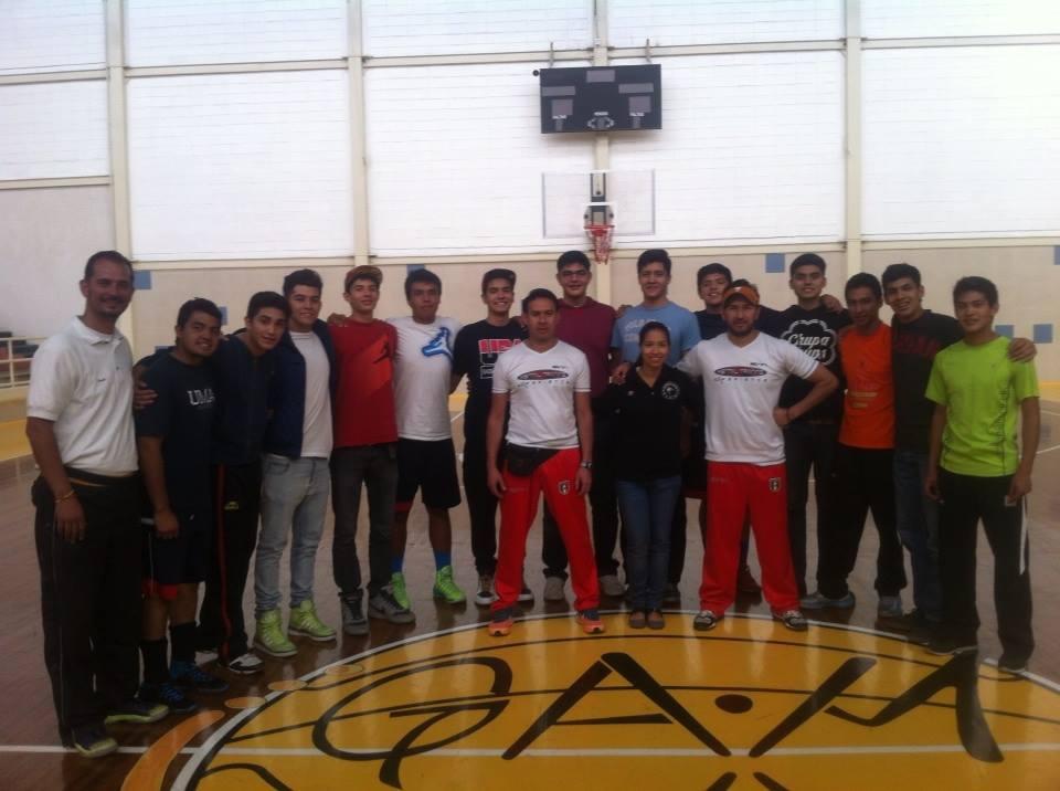 Selección Basquetbol