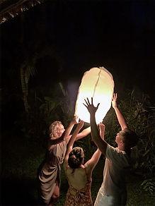 Bali retreat mandala ymr