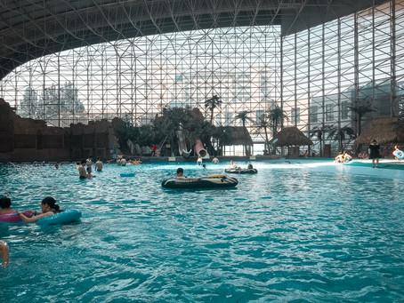 Fuhua amusement park Water Palace