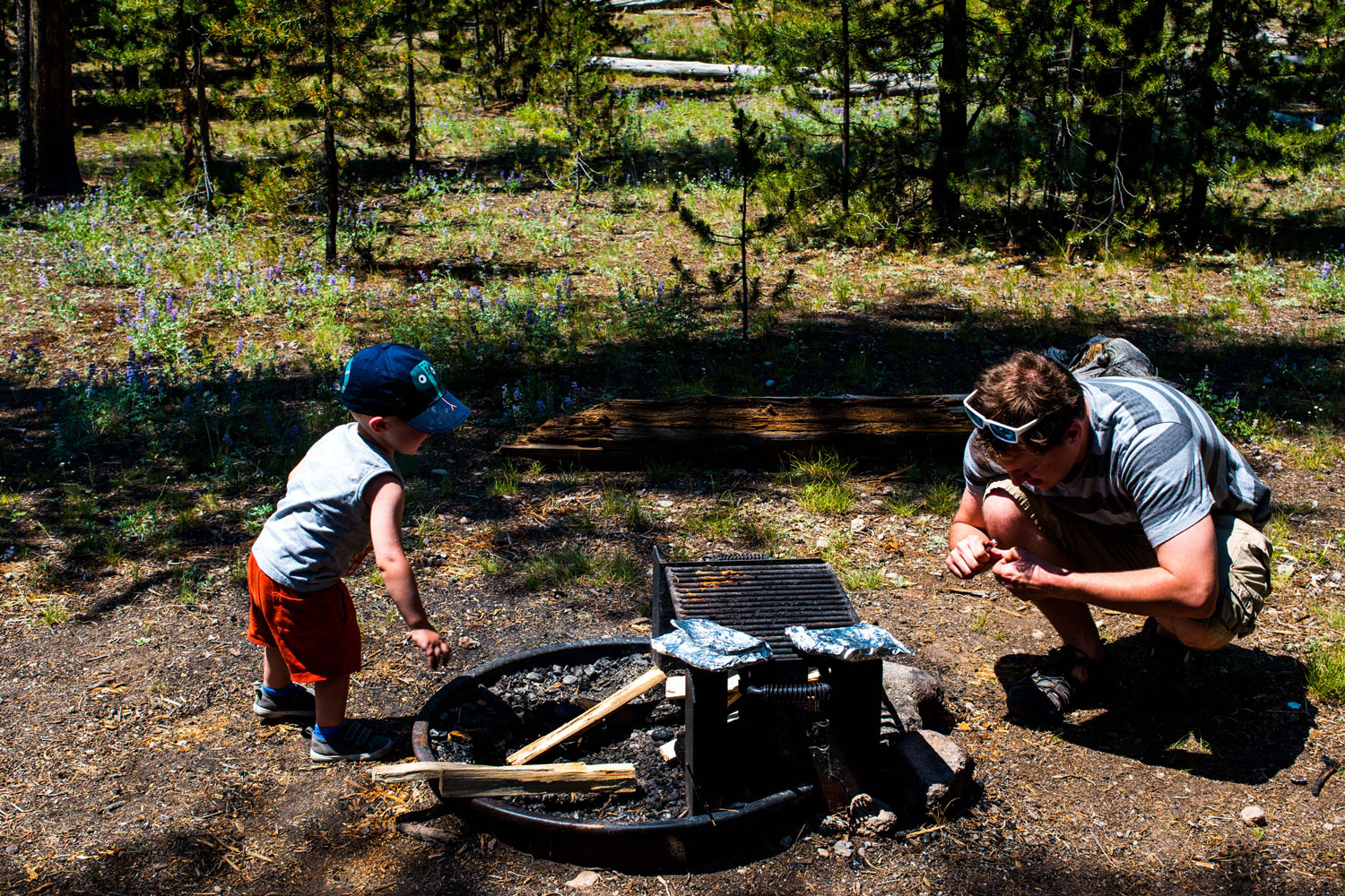 Yellowstone-Grant-Drew-Cooking