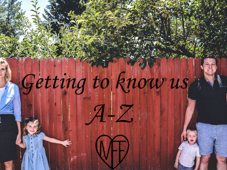 More About Us: An A-Z list