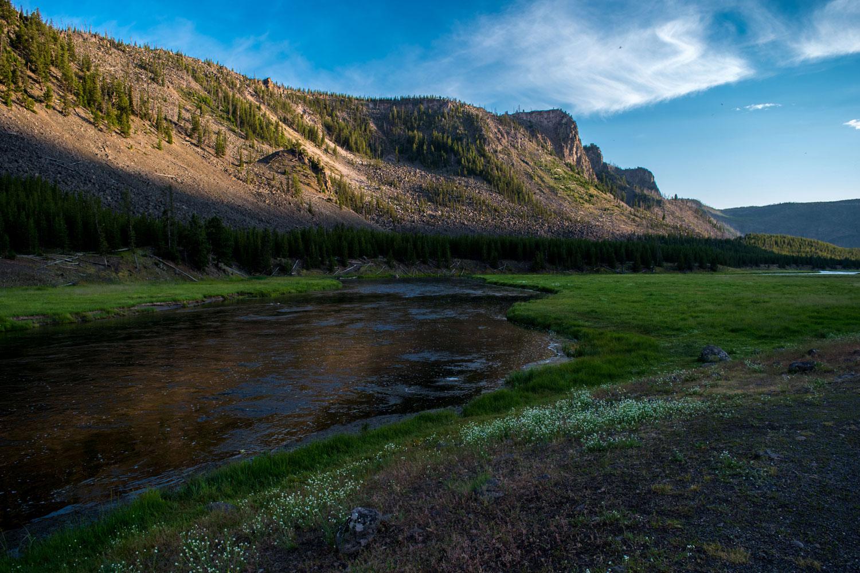 Yellowstone-Plateau